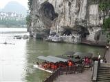 Bamboo Raft on Li River with Fubo Hill Visit