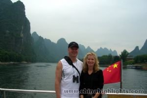 Guilin Highlights Tour from Beijing