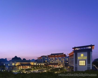 Photos of Shangri La Hotel Guilin